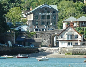 No 1 The Pottery Dartmouth Holiday Accommodation
