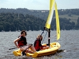 Water activities around Dartmouth